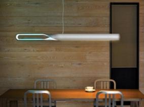 QisDesign 2014年度新品 Infinito Light「回燈」 運用LED點狀漫射光學設計 呈現變化萬千氛圍