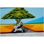 『雲林。斗南』石龜溪の貓熊║萌翻了-3D彩繪貓熊。互動式3D彩繪圍牆-彩繪社區