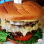 【美國・Springfield・2014】冷靜...巨無霸1公斤漢堡來囉
