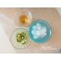 【Sonia 小廚娘】青綠透涼,消暑又美容的蜂蜜奇異果冰沙