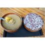 『嘉義』蔡家綠豆湯║笨港火燒莊の蕃薯綠豆湯。阿嬤ㄟ古早味