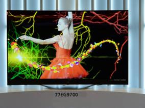 LG領先市場推出首款4K OLED TV與曲面UHD TV 邁向視聽新紀元