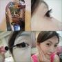 【彩妝】溫水可卸,令我驚呼的超長美麗睫毛♥♥1028奇幻延長羨睫毛膏組♥♥