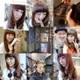 我的大波浪般的空氣微捲髮LOOK♥PLUUS超威晶鑽護髮♥獨家好康優惠分享給大家呦(≧∇≦)/