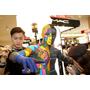 周年慶|2014週年慶特惠 M.A.C 2014年周年慶 首創大膽強烈「身體彩繪」打造奢華玩色套妝派對