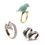 林曉同設計師珠寶周年慶 分享愛的季節 用生活珠寶 記錄下生命中每一個動人時刻