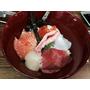 [日本] 大阪的築地黑門市場超新鮮生魚片丼飯 - 黑門三平