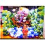 【生活紀錄】新竹世博館~國際創意造型汽球特展:夢想汽球的奇幻旅程