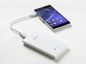 Sony CP-V5行動電源四款新色登台 充沛電量輕巧隨行