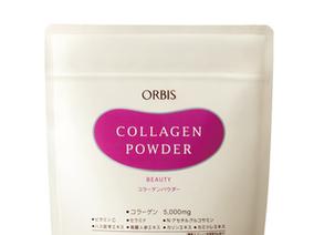 ORBIS奧蜜思 彈力膠原蛋白粉 給肌膚無盡彈潤,雕琢年輕肌膚的彈力之美!