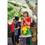 【台灣,台東】2014旗邀橙功台東慢旅行~絕美又有趣的遊客中心&原住民美妙鼻笛演奏的旮亙樂團。