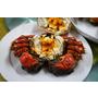 【中國,安徽當塗縣】牧牛湖大閘蟹,純淨秋肥美,是不能錯過的季節美味。