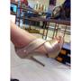 STEVEMADDEN芭蕾舞優雅裸膚色高跟鞋