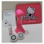 (體驗)霓淨思Hello Kitty音波淨化潔膚儀水嫩新肌BOX~潔顏也能享受可愛Hello Kitty治癒~