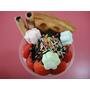 新北市板橋區/倍樂堤鬆餅,超大份量,物美價廉!