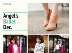 穿搭★輕鬆打造名媛般的優雅風範♥正韓.Angel's Ballet