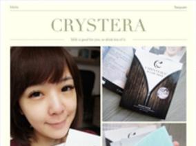 面膜★肌膚有狀況時更需要急救保養♥ CRYSTERA 銀絲型全效面膜