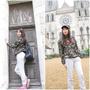 [穿搭 冬季男女裝+法國旅遊]@LANAS 服飾~法國香波堡+沙特爾大教堂