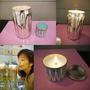 【香氛】居家馨香好品味~HOLA 《ILLUME》水星柱型系列香脂雪松、迷你蠟燭罐 海洋,高品質氣味香氛。