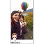 2015宜蘭三星花海[三星花海氣球嘉年華] 迷你熱氣球襯托花海 拍照拍不停分享