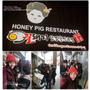 【食記】台北市信義區-也排太長了吧!「HONEY PIG」韓國大媽的燒肉瘋潮。