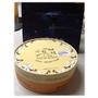 (宅配甜點試吃)水母吃乳酪~百香果生乳酪禮盒~微酸輕甜好滋味