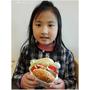 『台中。太平區』晨晞純素生活小舖。獨特美味漢堡連小孩都叫好。蔬食健康新選擇
