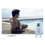 LANVIN 法國男人永恆生活態度 浪凡蔚藍海岸男性淡香水 簡單即是優雅