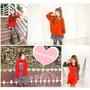 【穿搭】紅色喜氣洋洋過新年♥新年穿搭可愛成熟樣樣來