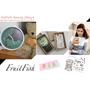 ▌3C  ▌果子魚 FruitFish ♥ 質感與藝術兼具的手機殼&掛鐘~用藝術妝點生活 :)