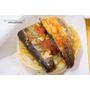 【台北】漢堡吐司不只有夾肉,還可以夾秋刀魚!三片吐司
