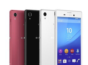 Sony推出Xperia™ M4 Aqua  樹立中價位智慧手機新標竿