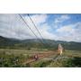 宜蘭縣DOC歲末茶會-寒溪吊橋的美景在眼前