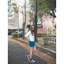 [穿搭] Lisa Lai一週間穿搭特輯VOL.9。冬末春初的穿搭分享。丹寧單品開始啓動購入模式。