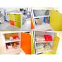 【佈置】好實用,改造活潑兒童房~特力屋 智慧生活單門櫃