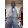 優蕾帝420D睡眠瘦腿連褲露趾襪 一樣舒適好眠~悄悄雕塑計劃ing
