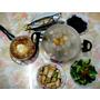 固鋼/晶紅陶瓷不沾鍋具四鍋八件組,快速完美煮出上桌佳餚!