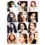 [美妝特輯] 韓國女星必畫! 能讓五官瞬間變時髦的關鍵就是 「平眉」+「紅唇」
