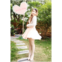 【穿搭】輕甜女孩穿搭♥用粉色系和蕾絲來營造浪漫春天的氣息