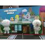 [台北旅遊]超好拍!LINE FRIENDS互動樂園 X LINE大型特展。和喜歡的LINE人物相遇