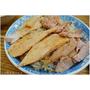 『嘉義。民雄』微笑火雞肉飯║食尚玩家阿龐也很愛的傳奇火雞肉飯。鮮嫩的火雞肉片撲滿飯上?