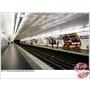 【英法旅遊】關於交通(上) ♥ 巴黎必備 Pass Navigo,英國善用 Oyster Card
