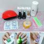 《美甲》人人都是美甲師♥Muca gel凝膠指彩♥MIT台灣製造的居家光療