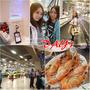 「Travel✈泰國2013」Day1 ★ 桃園機場 ➭ 曼谷機場 ➭ DTAC申辦泰國網路吃到飽 ➭ 夜市尋找大頭蝦