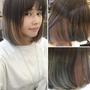 【髮型】Irene 아이린 █ 招牌頭彩色粉彩染髮➨剪、燙、染 擺脫髮型尷尬期█