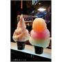 『台北市。信義區』食尚玩家推薦。來自韓國GLAM AIRの彩虹雲朵冰淇淋,創意造型浪漫吸睛