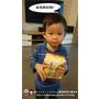 ♥嬰幼兒食品♥▋米香抱抱米捲100%純米製作 好吃不黏手▋比米餅更香濃的好滋味 副食品推薦 石頭小舖~(文末FB好康贈獎)