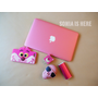 《粉紅控看過來》冷冰冰的3C也能進入粉紅泡泡的世界❤️