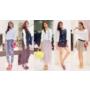 基本款白襯衫的5種重複穿搭術♥《愛怎麼穿,就怎麼穿:亞洲7大潮流城市穿搭指南》♥♥♥