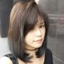 【髮型】✂ㄧ定跟上的✔微低調灰髮潮流 ▌漸變冷茶咖啡灰色▌✂